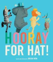 Cover image for Hooray for hat!