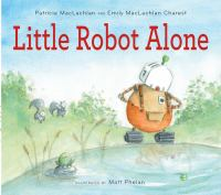 Cover image for Little Robot alone