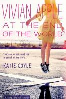 Cover image for Vivian Apple at the end of the world
