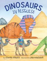 Cover image for Dinosaurs in disguise