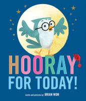 Cover image for Hooray for today!