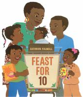 Cover image for Feast for 10