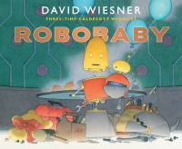 Cover image for Robobaby