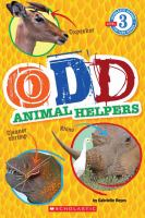 Cover image for Odd animal helpers
