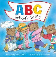 Cover image for ABC school's for me!