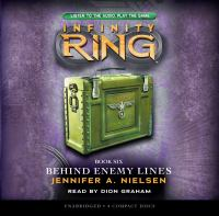 Cover image for Behind enemy lines