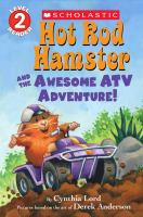 Cover image for Hot Rod Hamster and the awesome ATV adventure!