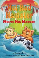 Cover image for Hot Rod Hamster meets his match!