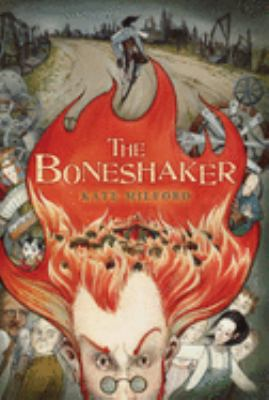 Cover image for The boneshaker