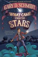 Cover image for What came from the stars