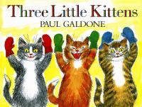Cover image for Three little kittens