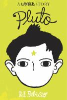 Cover image for Pluto : a Wonder story