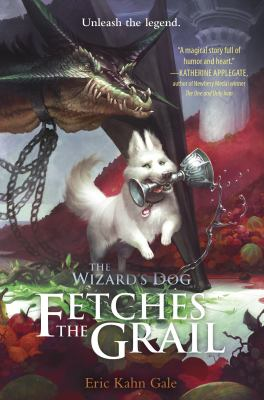 Cover image for The wizard's dog fetches the Grail