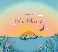 Cover image for The Little blue planet