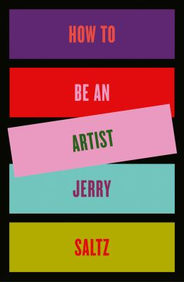 Cover image for How to be an artist
