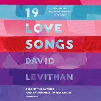 Cover image for 19 love songs