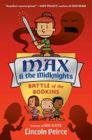 Cover image for Max and the Midknights: Battle of the Bodkins
