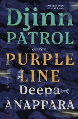 Cover image for Djinn patrol on the purple line : a novel