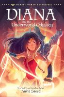 Cover image for Diana and the underworld odyssey