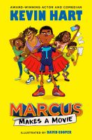 Cover image for Marcus makes a movie
