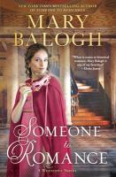 Cover image for Someone to romance : a Westcott novel