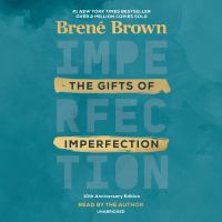 Cover image for The gifts of imperfection