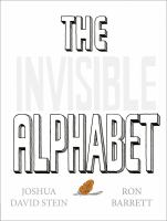 Cover image for The invisible alphabet