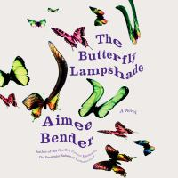 Cover image for The butterfly lampshade : a novel