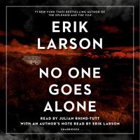 Cover image for No one goes alone