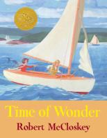 Cover image for Time of wonder