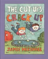 Cover image for The cut-ups crack up