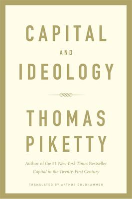 Cover image for Capital and ideology