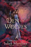 Cover image for Den of wolves : a Blackthorne & Grim novel