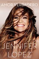 Cover image for Amor verdadero