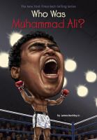 Cover image for Who was Muhammad Ali?