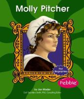 Cover image for Molly Pitcher