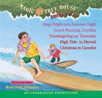 Cover image for Magic tree house collection. Books 25-29