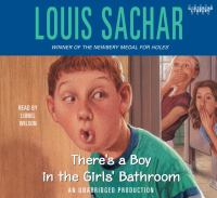 Cover image for There's a boy in the girls bathroom