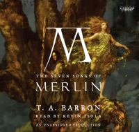 Cover image for The seven songs of Merlin