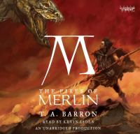 Cover image for The fires of Merlin