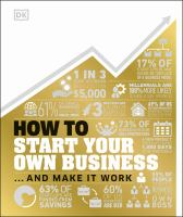 Cover image for How to Start Your Own Business: The Facts Visually Explained
