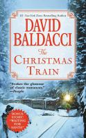 Cover image for The Christmas train