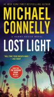 Cover image for Lost light : a novel