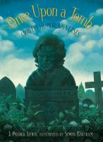 Cover image for Once upon a tomb : gravely humorous verses
