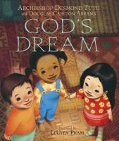 Cover image for God's dream