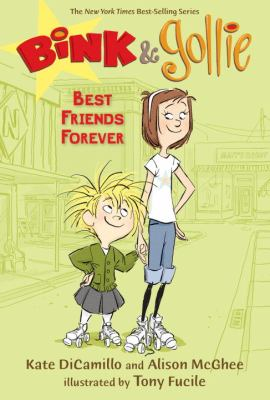 Cover image for Bink & Gollie, best friends forever