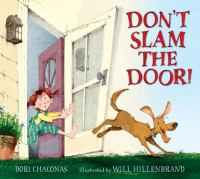 Cover image for Don't slam the door!