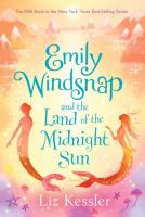 Cover image for Emily Windsnap and the land of the midnight sun