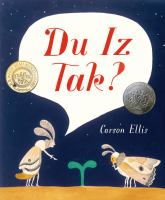 Cover image for Du iz tak?