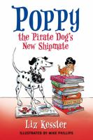 Cover image for Poppy the pirate dog's new shipmate